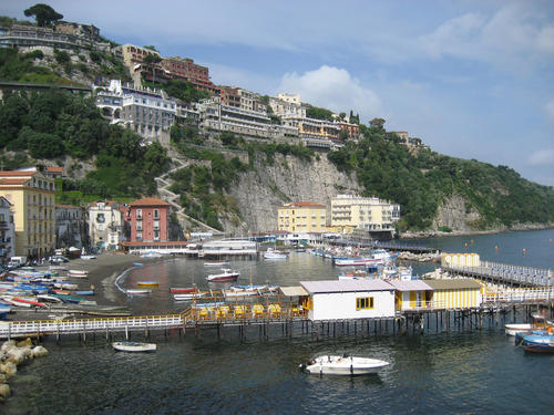 Rome and Amalfi Coast Vacation Package with Air