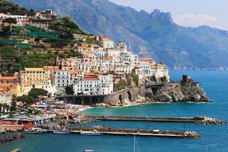 amalfi coast vacations with air