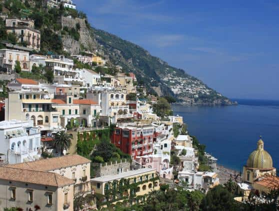amalfi coast holidays with air