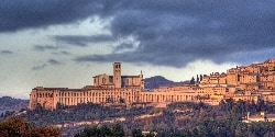 assisi italy tour package