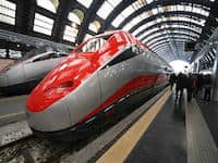 italy train high speed