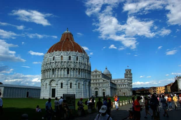 tuscany vacation pisa