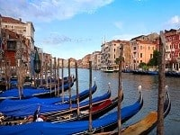 all inclusive italy venice gondolas