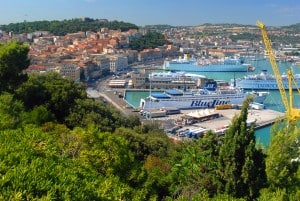 ancona cruise port picture