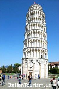 Leaning tower of Pisa Tuscany Tour