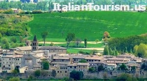 umbria tour package bevagna