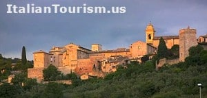 umbria tour package spello hill town