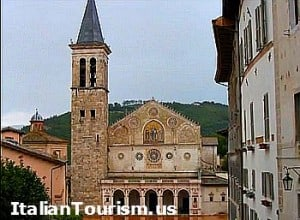 tuscany umbria tour spoleto
