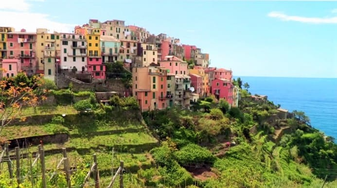 cinque terre northern italy tour tuscany