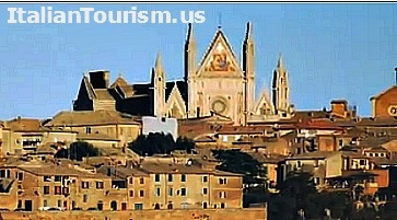 Umbria Orvieto Italy tour package city duomo