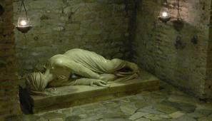 catacomb tour rome
