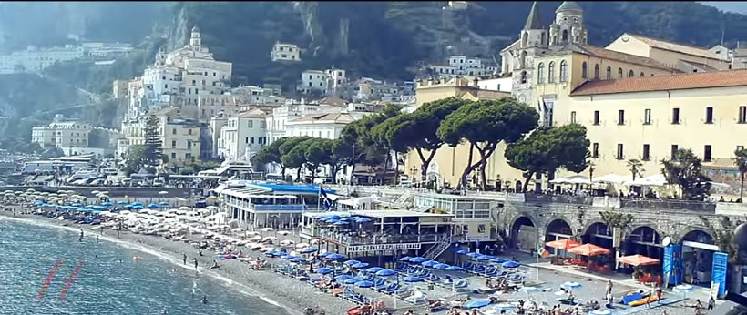 campania sightseeing amalfi coast