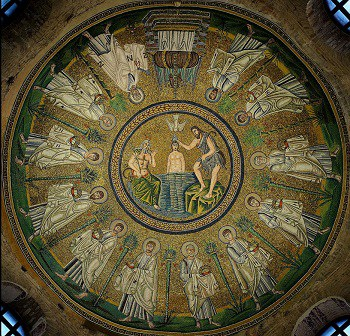 ravenna duomo mosaic