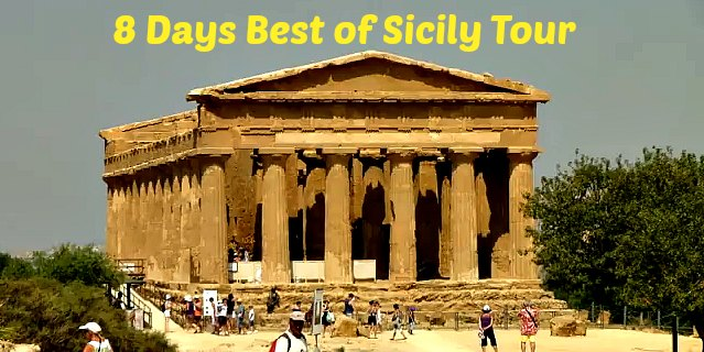 best sicily tour package 2014