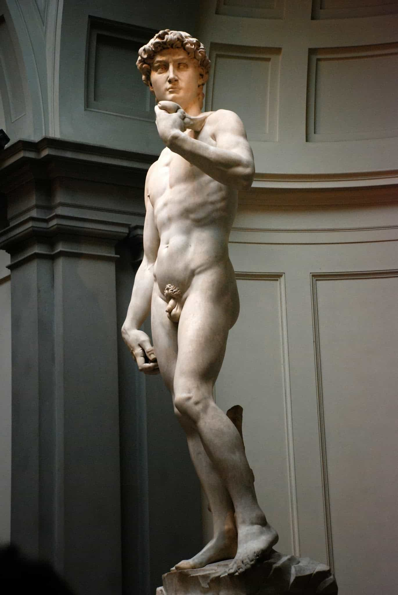 michelangelo david florence sightseeing