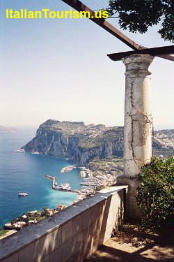 capri-harbor-sicily-southern-italy-tours