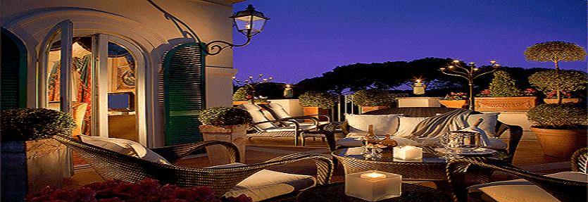 balcony Hotel Splendide Royal