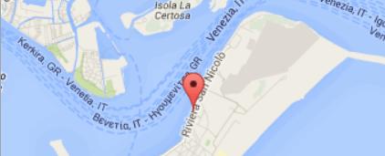 map location