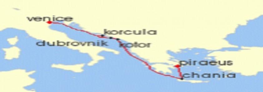 Dalmatian Coast Cruises Venice 7 nt Athens to Venice Adriatic Dalmatian Coast Luxury Cruise 28 June 2014
