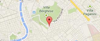 map-splendide-rome-hotel