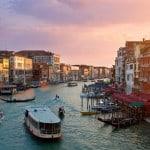 George Clooney Directs Venice Wedding