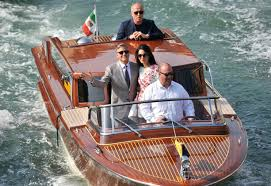 Clooney Directs Venice Wedding