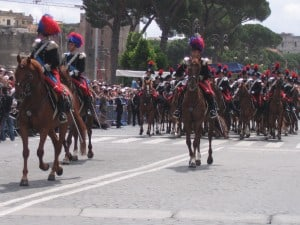 Italy republic day parade
