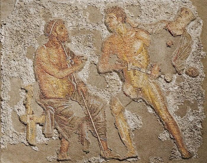 naples  ancient relief sculpture