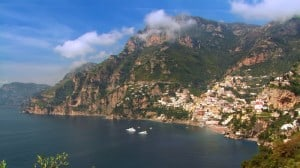amalfi coast mountains