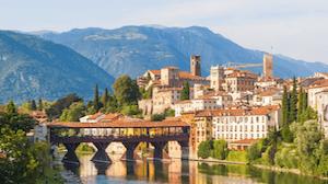 Milan Lake como Padua northern italy tour