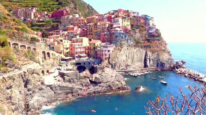 cinque terre shore northern italy tour