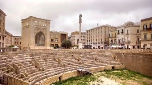ancient roman theater lecce