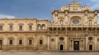 Santa Croce Baroque Facade