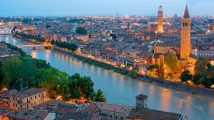 Verona northern italy tour picture