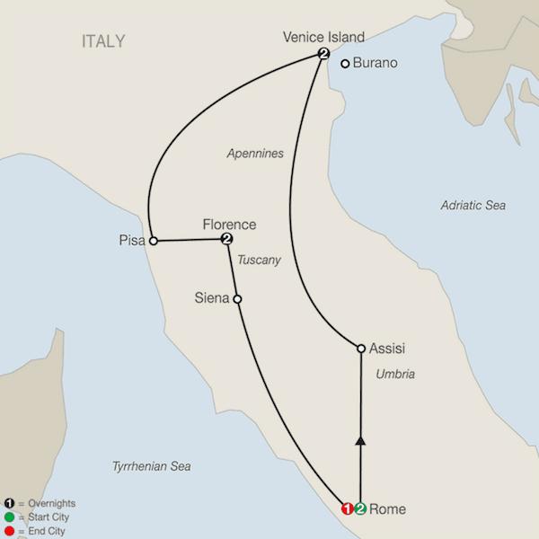 rome-venice-florece-tour-assisi-pisa-siena