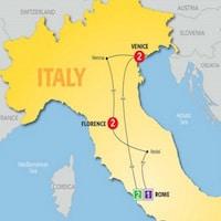 italy-tour-rome-venice-florence-verona-assisi-rome-roundtrip-tour-map