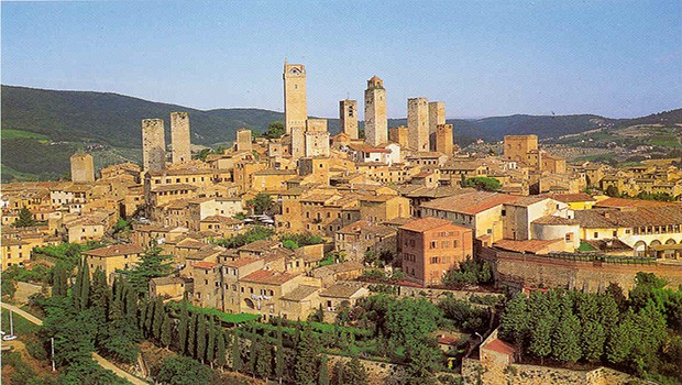 tuscany highlights tour
