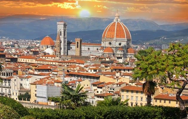 rome tour tuscany florence duomo