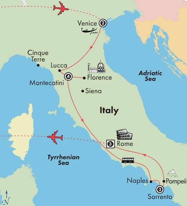 venice-tuscany-amalfi-rome-escorted-italy-tour