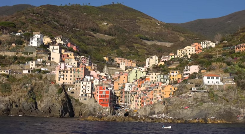 cinque terre sightseeing