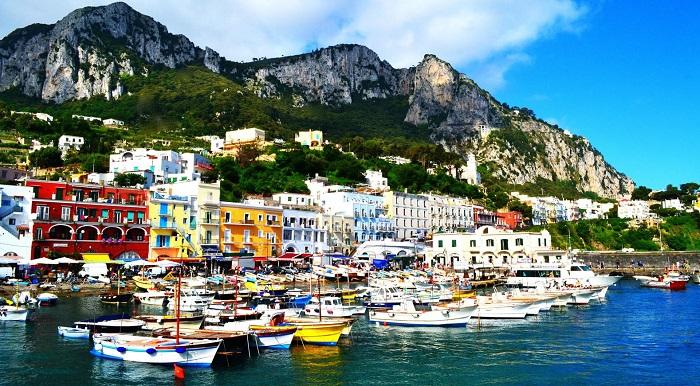 Rome Puglia Amalfi Coast tour