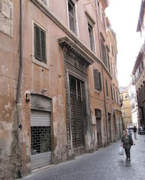 rome vi governo vecchio