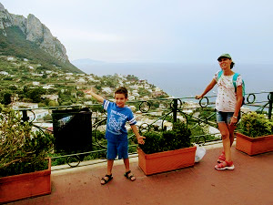italy summer vacation package capri