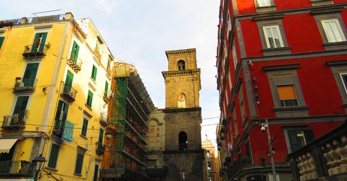 naples travel guide san lorenzo maggiore